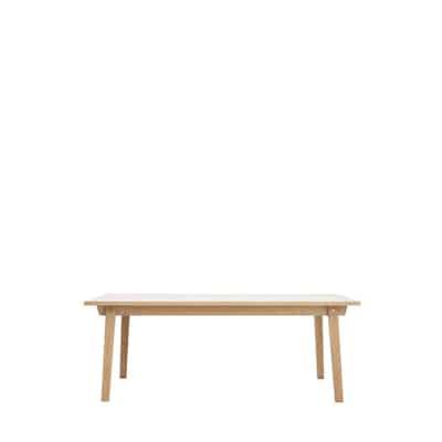 Slice Eiche Tisch