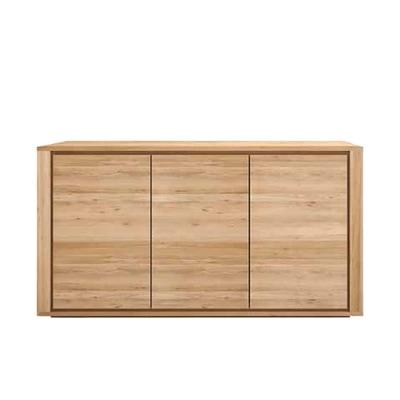 Oak Fog Sideboard 3-türig
