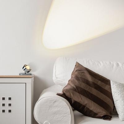 Puk Maxx Spot LED Tischleuchte Glas