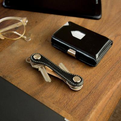 Exentri® Smart Brieftasche mit Keykeepa Organizer