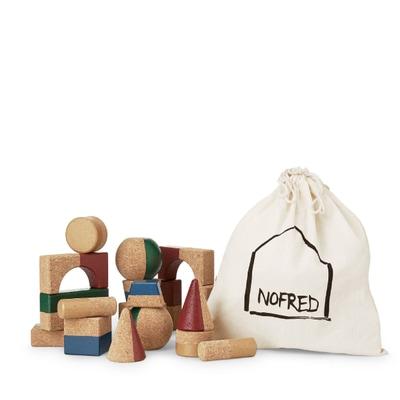 Creative Cork Village Spielzeug