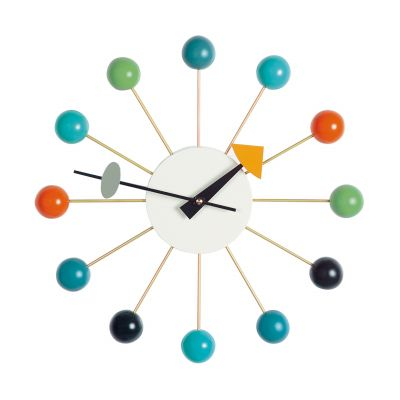 Ball Clock Wanduhr