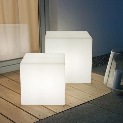 Shining Cube In- und Outdoor Universalleuchte