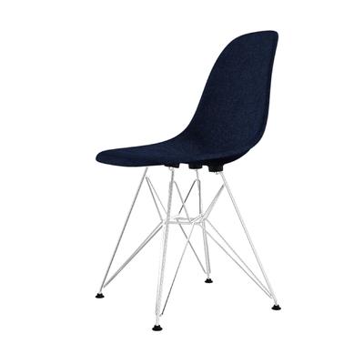 Eames Fiberglass Side Chair Stuhl DSR Kunststoffgleiter