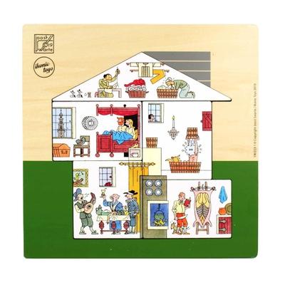House Puzzle Spiel