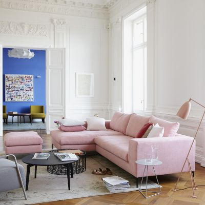 Almere Sofa mit Longchair links