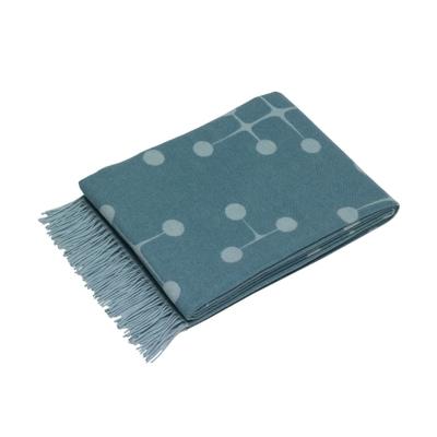 Eames Blanket Dot Pattern Decke