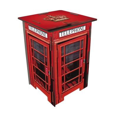 Photohocker Telefonzelle London Hocker
