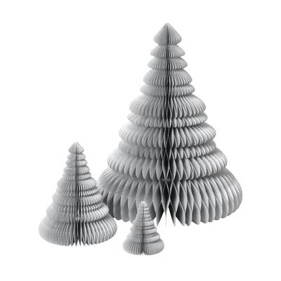 Christmas Paper Weihnachtsbaum 3er-Set