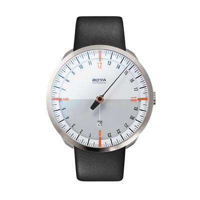 Uno 24 Quarz Einzeiger-Uhr Armbanduhr