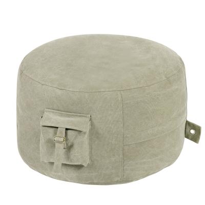 Pushbag Roll Pocket Pouf