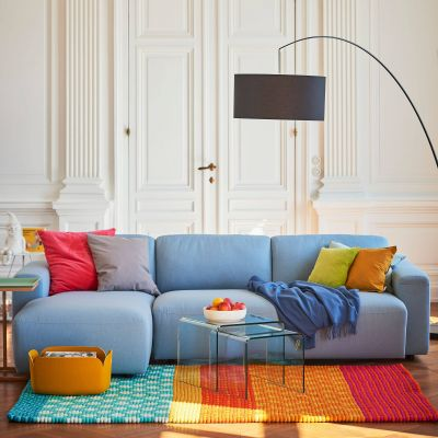 Clifden 3-Sitzer Sofa m. Lo.li Sitzauszug motorisch
