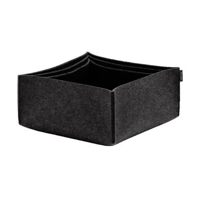 Wollfilz Box Set 3 Aufbewahrungsbox