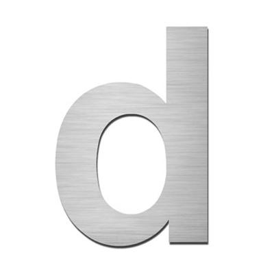 Hausnummer Index zum Aufkleben d