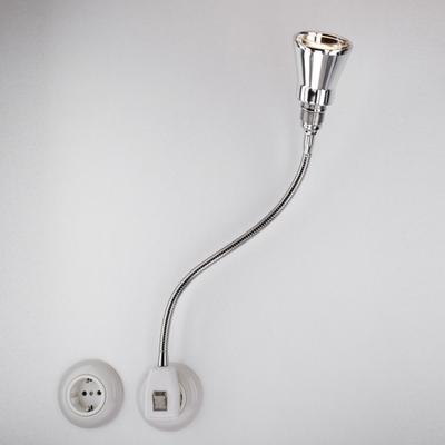 Glühwürmchen NeoClassic Alu-Kegelreflektor