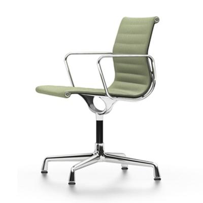 Aluminium Group EA 104 Stuhl Kunststoffgleiter
