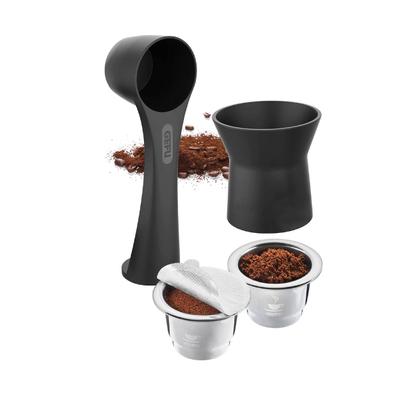Conscio Mehrweg-Kaffeekapsel 2er-Set mit Zubehör