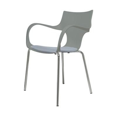 Jim Armlehnstuhl mit Sitzkissen