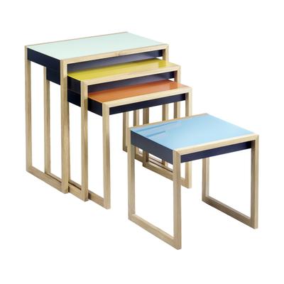 Nesting Tables Satztische 4-tlg.
