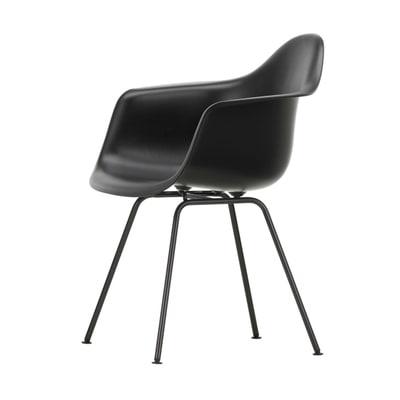 Eames Plastic Armchair Stuhl DAX mit Filzgleitern