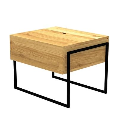 Ayana Nachttisch mit Schublade