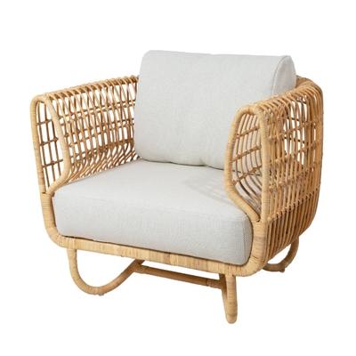 Nest Rattan Lounge Sessel