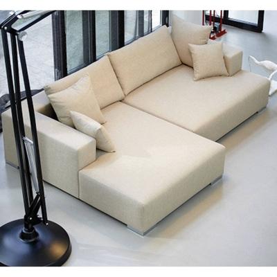 Drop-In Sofa mit Longchair links