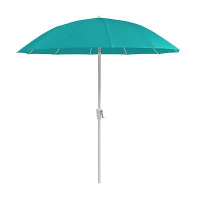Pagodenschirm Sonnenschirm mit Kurbel ohne Schirmständer