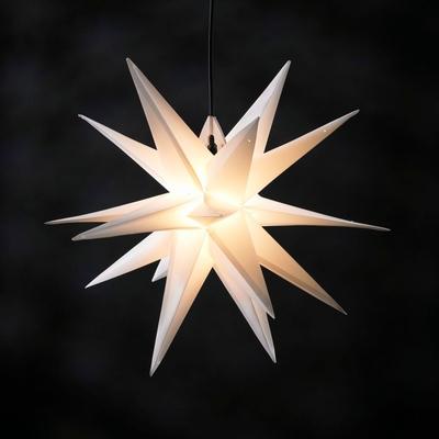 Sterntaler 18-Zacker Outdoor LED Leuchtstern
