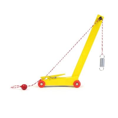 Yellow Crane Spielzeug
