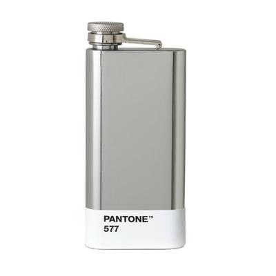 Pantone Flachmann Flasche
