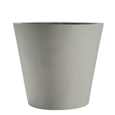 Stonefiber Pot Blumentopf rund