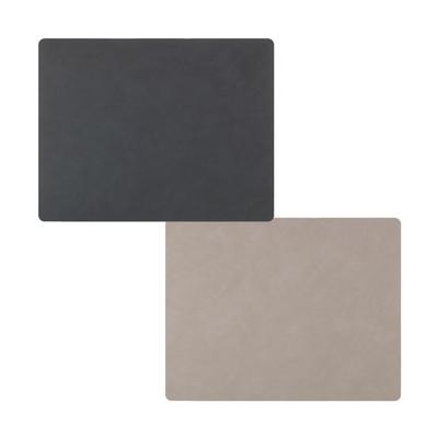 TableMat square double Tischset 2er-Set