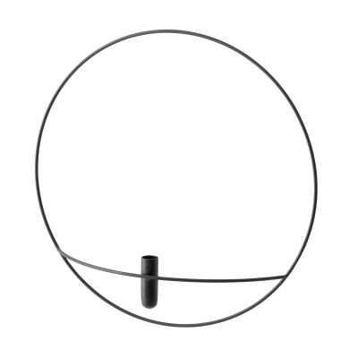 POV Circle Wandvase