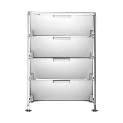Mobil Container mit 4 Schubladen