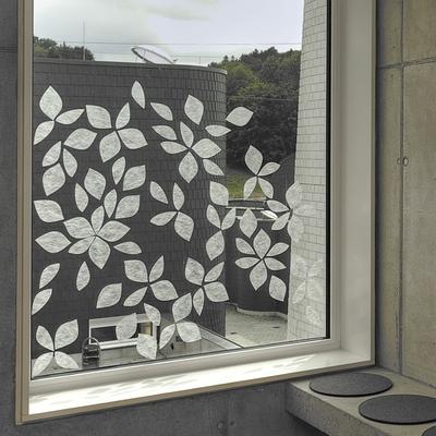 Gecko in the Box Coleo Fensteraufkleber 25-tlg.