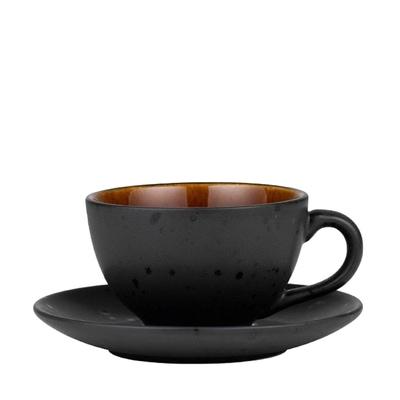 Bitz Tasse mit Unterteller