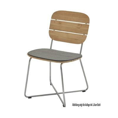 Lilium Sitzkissen für Stuhl