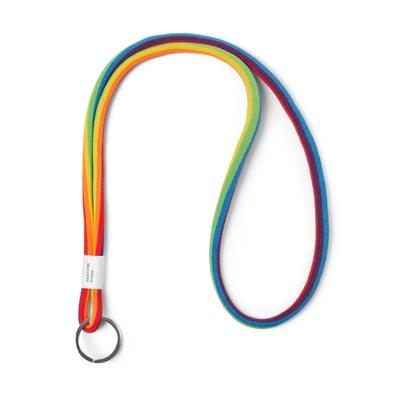 Pantone Pride Schlüsselanhänger