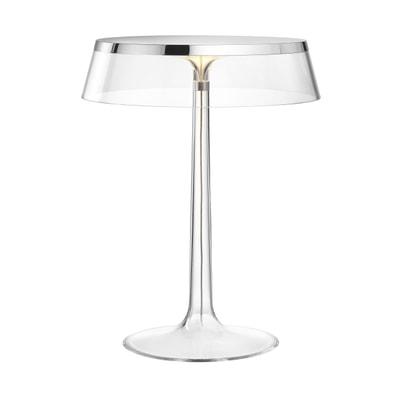 Bon Jour LED Tischleuchte mit Krone
