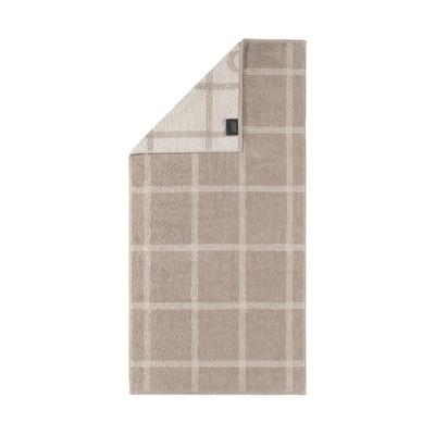 Two-Tone Grafik Handtuch