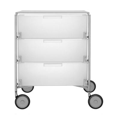 Mobil Rollcontainer mit 3 Schubladen
