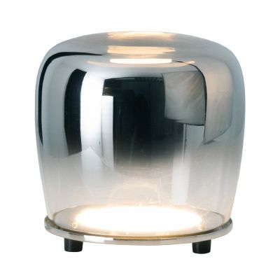 Smoky LED Tischleuchte