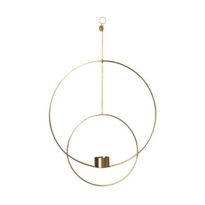 Hanging Circular Teelichthalter