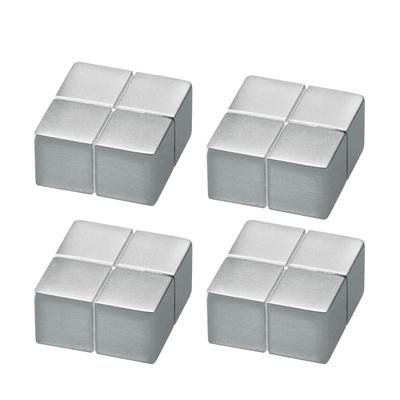 SuperDym Magnet C10 Extra Strong Cube 4er-Set