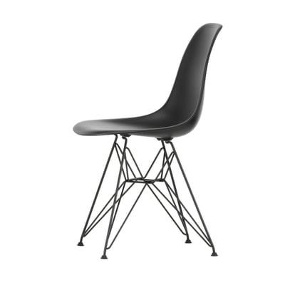 Eames Plastic Side Chair Stuhl DSR mit Filzgleitern