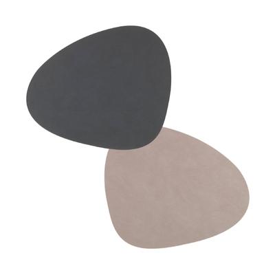 TableMat curve double Tischset 2er-Set