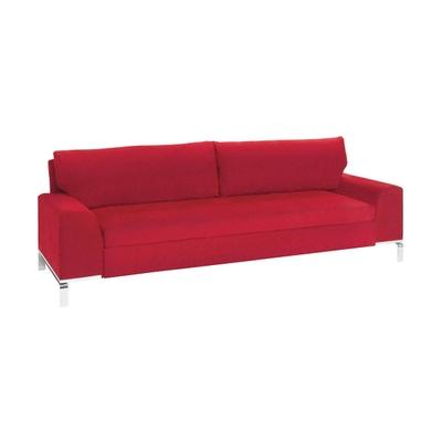 BED for LIVING Divan 3-Sitzer Schlafsofa