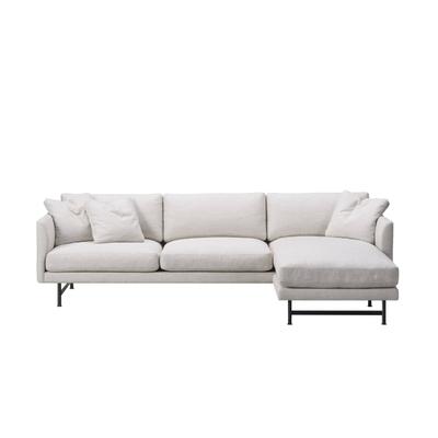 Calmo 3-Sitzer Sofa mit Chaiselongue