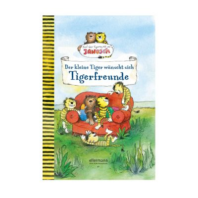 Der kleine Tiger wünscht sich Tigerfreunde Kinderbuch